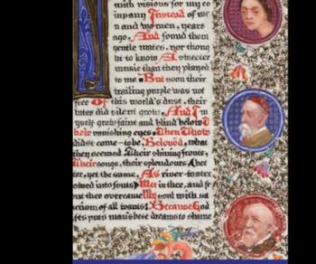 Mostre - Illuminating Poetry: preraffaelliti e non solo