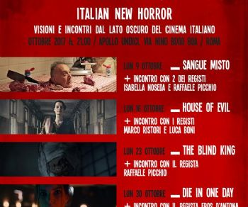 Rassegne - Italian New Horror