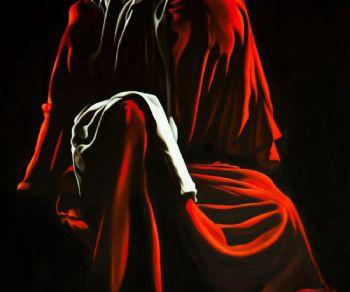 In mostra una selezione di lavori realizzati di recente da Riccardo La Monica