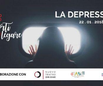 Rassegne - Corti da legare - LA DEPRESSIONE