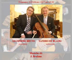 Locandina: Incontri Musicali del Visconti