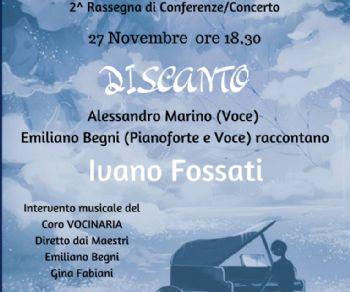 Rassegne - Discanto - II Rassegna di conferenze / concerto
