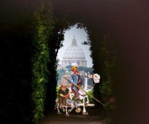 Locandina: Le Avventure di Don Chisciotte al Giardino degli Aranci