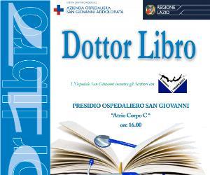 Locandina: Aldo Cazzullo alla Rassegna Dottor Libro all'Ospedal San Giovanni