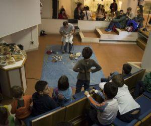 Locandina: Sabato al Museo