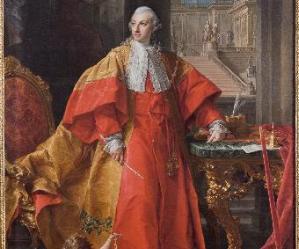 Locandina: Il pittore e il gran signore