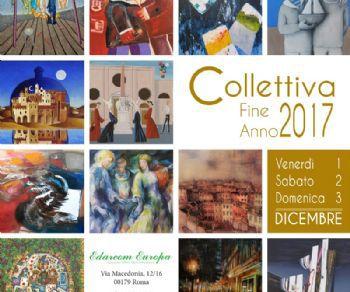 Gallerie - Collettiva di Fine Anno 2017