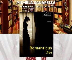 Locandina: Romanticus Dei all'Enoteca Letteraria