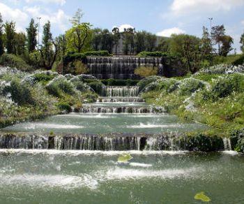 Visite guidate - Giardino delle cascate dell'Eur