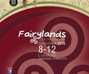 Locandina evento: Fairylands Celtic Festival 2015
