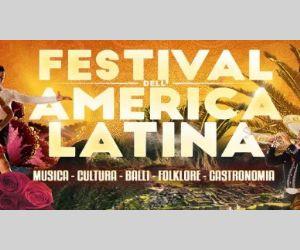 Locandina: Festival dell'America Latina