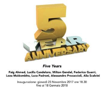 Gallerie - Five Years