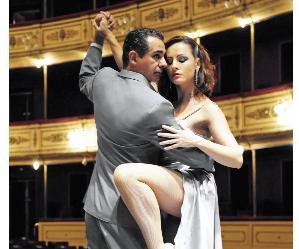 Locandina: Tango nuevo