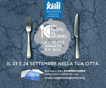 Locandina evento: Un pasto al giorno