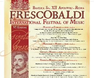 Locandina: Frescobaldi International Festival of Music