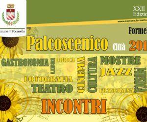 Locandina evento: Formello Palcoscenico Città 2015