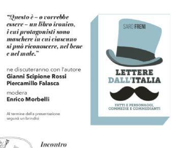 Libri - Lettere dall'Italia