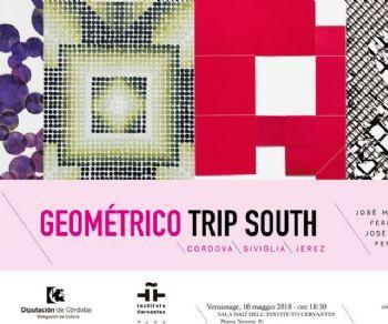 Locandina: Geometrico Trip South