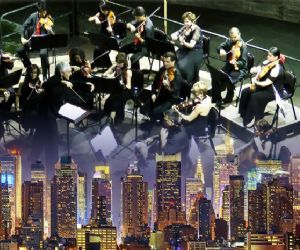 Locandina: George Gershwin Night