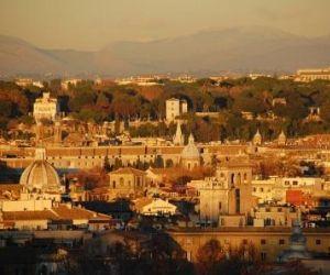 Locandina: Il Gianicolo e le sue vedute