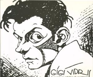 Locandina: Gigi Vidris