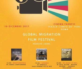 Festival - Global Migration Film Festival