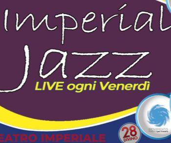 "Locandina: Rassegna ""Imperial Jazz"""