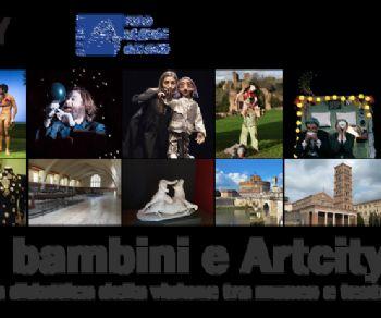 Locandina: I Bambini e ArtCity
