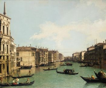 Locandina: Canaletto 1697-1768