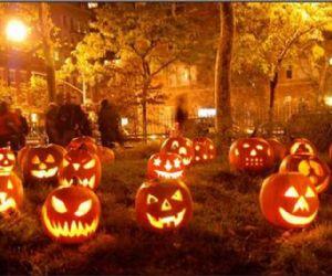 Locandina: Halloween e la festa di Ognissanti