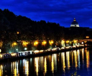 Locandina: Lungo il Tevere... Roma 2016
