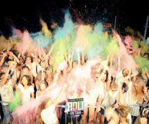 Locandina evento: Holi - Il festival dei colori