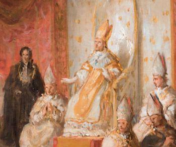 Locandina: I Papi dei Concili dell'era moderna
