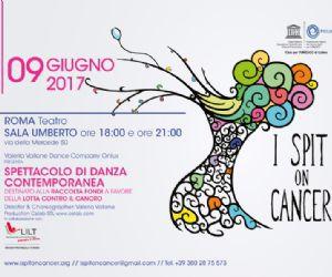 Locandina evento: I Spit on Cancer