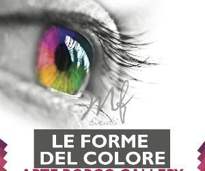 Locandina: Le forme del colore