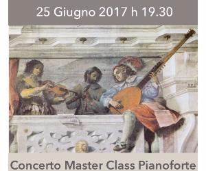 Locandina evento: Recital pianistico