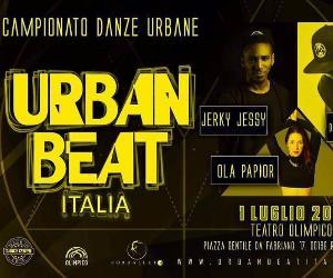 Locandina evento: Urban Beat Italia