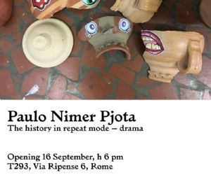 Gallerie - Paulo Nimer Pjota