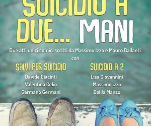 Locandina: Suicidio a due... mani