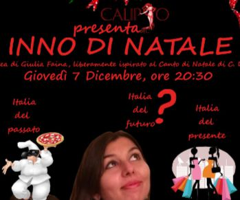 Uno spettacolo teatrale a tema natalizio dove sarà la cultura ad incontrarvi