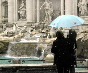 Locandina: Roma in Inverno