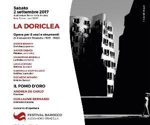 Locandina evento: Festival Internazionale Alessandro Stradella