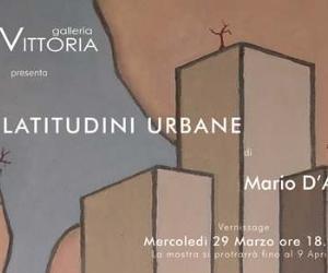Locandina: Latitudini Urbane