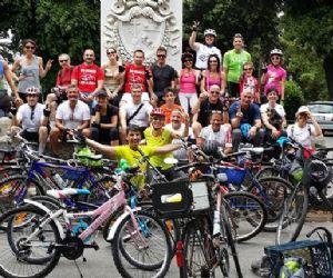 Locandina evento: Kids on the Mada Bike
