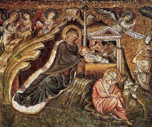 Locandina evento: I Mosaici di Santa Maria Maggiore