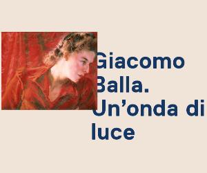 Locandina: Giacomo Balla. Un'onda di luce