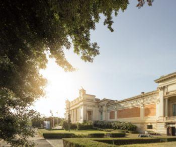 Scrittori, poeti, musicisti, danzatori, registi e attori a Roma protagonisti di incursioni fra un'opera d'arte e l'altra