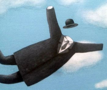 Mostre - La mela di Magritte