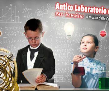 Bambini - LABORATORIO DIDATTICO SULLE SCIENZE DEL 1800