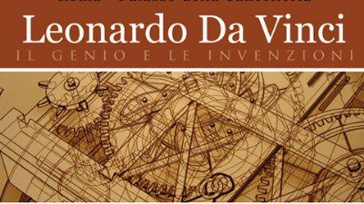 Locandina: Leonardo da Vinci. Il genio e le invenzioni